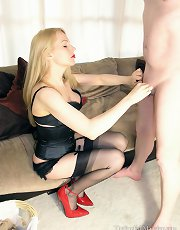 Bound in Nylons
