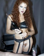 Mistress Sabrina High Res Pics